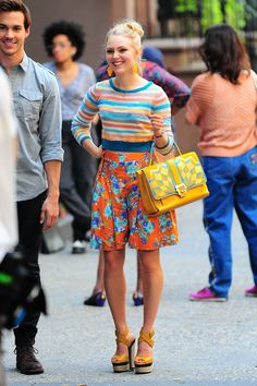 A Fashionable Farewell: The Carrie Diaries' Most Memorable Looks