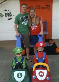 25 Family Halloween Costumes That Are Just Way to Cute - blessings.com