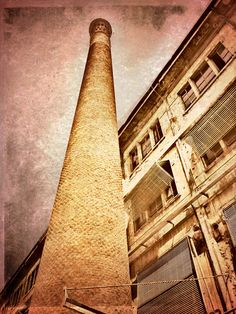 Lucca archeologia industriale manifattura tabacchi