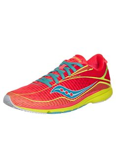9b8cd79ffe1 Saucony TYPE A 6 Lightweight running shoes coral citron Lightweight Running  Shoes