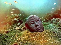 Sunken Egypt Thonis-Heraklion Sunken City, Dark Queen, Heraklion, North Coast, Short Stories, The Darkest, Egypt, To Go, Fiction