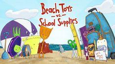 Beach Toys, Book Trailers, Teamwork, School Supplies, Books, Fun, School Stuff, Libros, Classroom Supplies