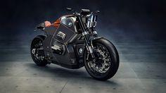 jans shlapins 3D: BMW M bike concept
