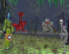 EverQuest Dragon Castle Innothule Swamp