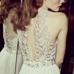 Mira Zwillinger New 2013-2014 Couture Bridal collection. www.mirazwillinger.com