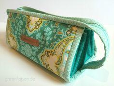 Making-of & Tipps   Meine frühlingsgrüne Sew Together Bag