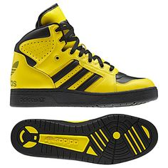 adidas Jeremy Scott Instinct Hi Shoes
