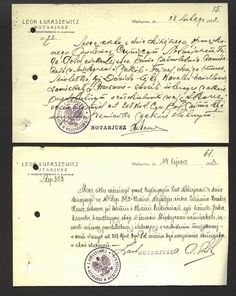 Judaica Poland jewish antique prenuptial agreement 1933 lot of 2 documents