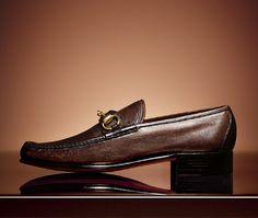Gucci men's moccasins