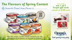 You should enter The Flavours of Spring Contest. There are great prizes and I think one of us could win!