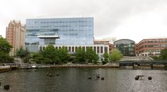 Huffington Post spotlights Providence, RI —A River Renaissance.Building used for filming Body of proof
