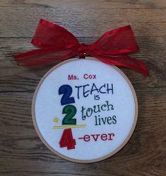 Teacher Gift Teacher Appreciation teacher gifts   Etsy