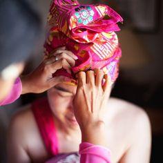 #Balinese #wedding traditions.