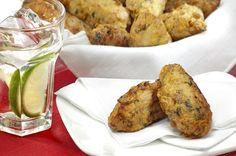 Receita de Croquete de Frango e Vegetais | BistroBox - Descubra novos sabores