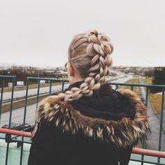 Dragon braid @nordic_braids