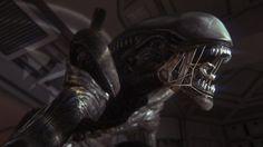 Alien: Isolation - Creating the Alien
