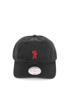 Billionaire Boys Club Miniature Astronaut Logo Black red 1f05f2da2dce