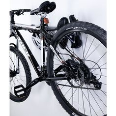 As a beginner mountain cyclist, it is quite natural for you to get a bit overloaded with all the mtb devices that you see in a bike shop or shop. There are numerous types of mountain bike accessori… Buy Bike, Bike Run, Wall Mount Bike Rack, Kayak Storage, Storage Rack, Cycling Bikes, Cycling Equipment, Road Cycling, Road Bike
