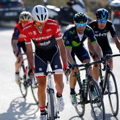 Contador fails to dislodge Valverde from lead in Ruta del Sol - Spaniard heads to Abu Dhabi Tour with confidence in his form