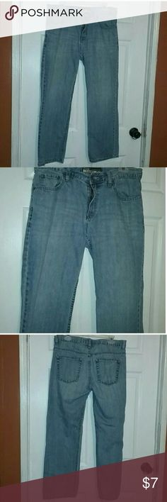 Men's Jeans 33 x 30 Straight Old Navy Jeans Men's Jeans 33 x 30 Straight Old Navy Jeans Good Condition Old Navy Jeans Straight