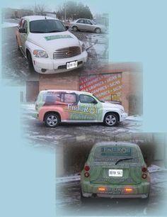 Vehicle Graphics in  Newmarket Ontario