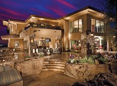 Large Luxury Homes   Las Vegas Vacation Home Rentals Reaching New Low Prices
