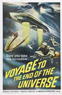 Voyage To The End Of The Universe..... 1963