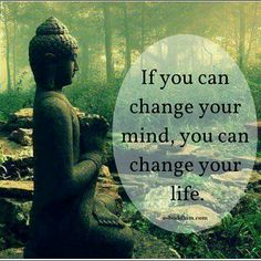 Change your mind and your life to the fullest ❤❤❤ Buddhist Quotes, Spiritual Quotes, Wisdom Quotes, Positive Quotes, Life Quotes, Daily Quotes, Buddha Thoughts, Good Thoughts, Buddha Quotes Inspirational