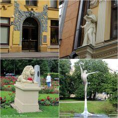statues in riga, latvia - www.ladyofthemess.fi/2015/08/riika-ronttaliisa-baltian-pariisissa.html