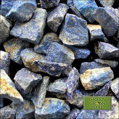 Raw lapis lazuli