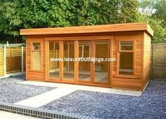 modern garden shed workshop office - Google Search More