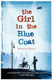 Book Review:: The Girl In The Blue Coat by Monica Hesse | Sarasaurus | Bloglovin'