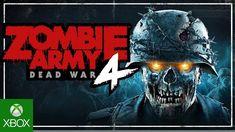 Zombie Army Dead War - Xbox One Reveal Trailer Battlefield Hardline, Battlefield 4, Xbox One Video, All Video, Zombie Army, Lego Speed Champions, Shocking News, Cyberpunk 2077, Star Wars Jedi