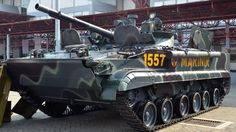 bmp-3f indonesia Russian IFVs ready for amphibious missions [ID14D2] | IHS Jane's 360