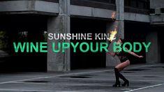 Sunshine King - Wine up your Body Sunshine, King, Album, Youtube, Nikko, Youtubers, Youtube Movies, Card Book