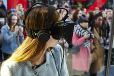 Virtual Reality Open Day for London Technology Week - Inition