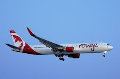 Air Canada Rouge- Boeing767