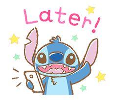 Stitch Pop-Up Cuteness by The Walt Disney Company (Japan) Ltd. Lilo Stitch, Lelo And Stitch, Lilo And Stitch Quotes, Cute Stitch, Cute Disney, Disney Art, Stitch And Angel, Stitch Lines, Cartoon Gifs