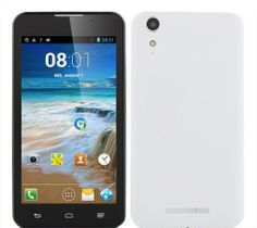 JIAKE C1000 Smartphone MTK6572W Dual Core Android 4.2 5.0 Inch 3G GPS – White & Black » Affiliate Products Shop