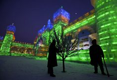 7,000 Artists Help Launch 30th Annual Harbin International Ice and Snow Festival