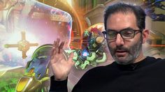 Jeff Kaplan Critiques IGN's Overwatch Team Jeff from the Overwatch team analyses our Attack play on Eichenwalde and doesn't hold back. April 14 2017 at 12:00PM  https://www.youtube.com/user/ScottDogGaming