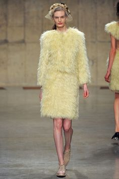 Simone Rocha Fun Fur