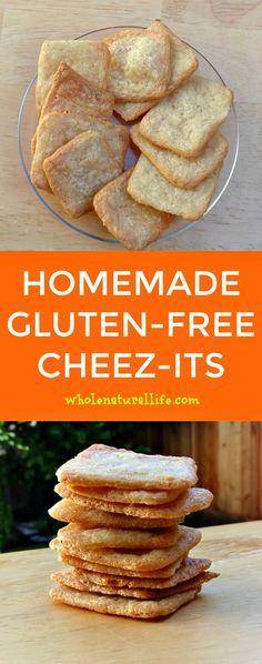 ... Gluten Free Snacks on Pinterest   Gluten free snacks, Crackers and