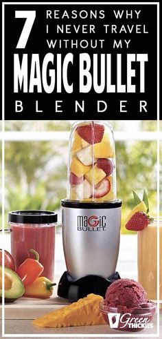 My fascination for green smoothies has taken me to a whole new level of obsession about blenders. I have several blenders that I love and have been using for years, and it is about time I told you why I love my Magic Bullet so much. Here is my Magic Best Smoothie Blender, Smoothie Mixer, Green Detox Smoothie, Healthy Green Smoothies, Raspberry Smoothie, Good Smoothies, Green Smoothie Recipes, Smoothie Cleanse, Vegetable Smoothies