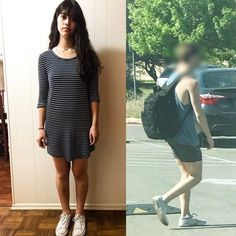 In today's sexist dress code news, a high school student was sent home for wearing a long-sleeved dress. Sophia Abuabara, a top student at Tom C. Clark High School in San Antonio, Texas (who had three exams that day), was ordered by the school's vice principal to change out of her long-sleeved dress because he claimed the length was too short.