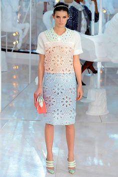 Multi Colour: Louis Vuitton F/S 2012