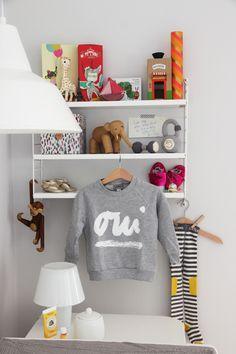 kids, String shelf | Kinderecke OhhhMhhh
