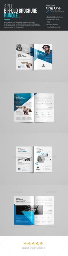 Professional \ Clean Brand Manual Template InDesign INDD - 56 - it manual template