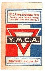 WW1 YMCA