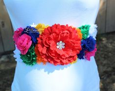 Mexican Fiesta Maternity Sash Fiesta Baby Shower Rainbow Mexican Fiesta Maternity Sash Fiesta Baby S Mexican Theme Baby Shower, Fiesta Baby Shower, Baby Girl Shower Themes, Mexican Party, Baby Shower Sash, Baby Shower Flowers, Baby Shower Mexicano, Mexican Babies, Baby Shower Crafts